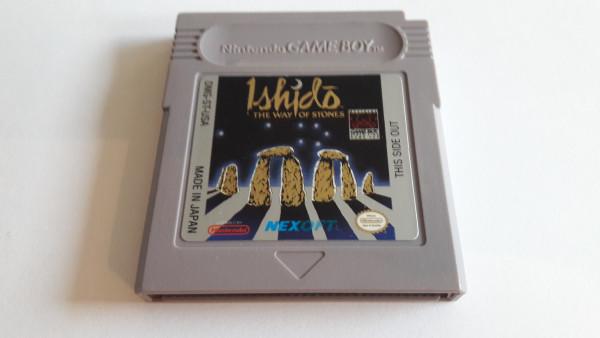 Ishido - The Way of Stones - Game Boy
