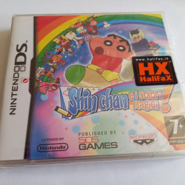 Shin Chan - E i colori Magici - DS