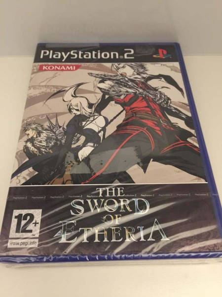 The Sword of Etheria *Sealed*
