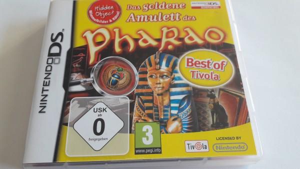 Das goldene Amulett des Pharao - DS