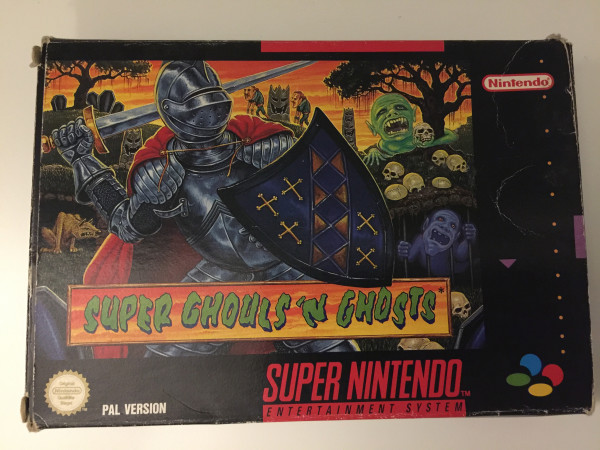 Super Ghouls n Ghost