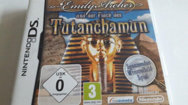Emily Archer und der Fluch des Tutanchamun - DS