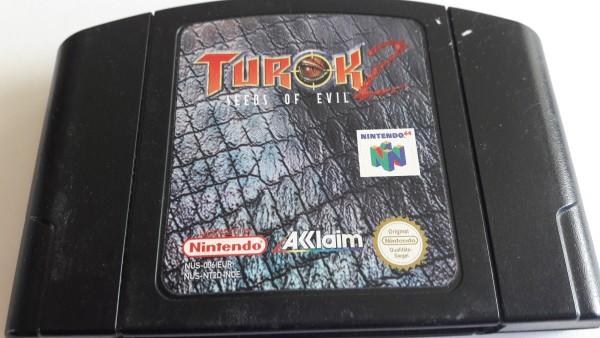 Turok - Seeds of Evil - N64