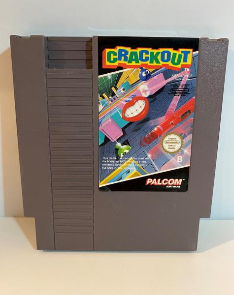 Crackout - NES