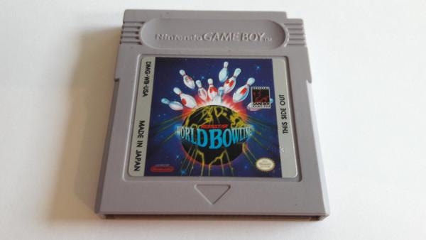 World Bowling - Game Boy