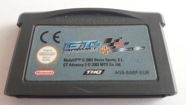 GT3 Advance + Moto GP - GBA