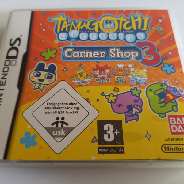 Tamagotchi Connexion - Corner Shop 3 - DS