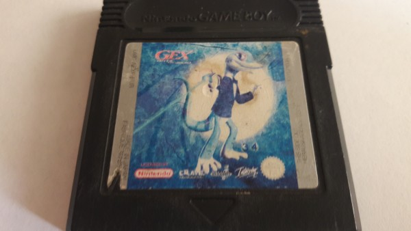 Gex - Enter The Gecko - GBC
