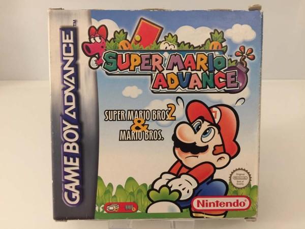 Super Mario Advance - Super Mario & Super Mario 2