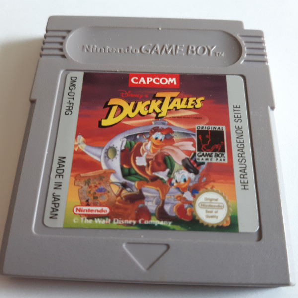 DuckTales - Game Boy