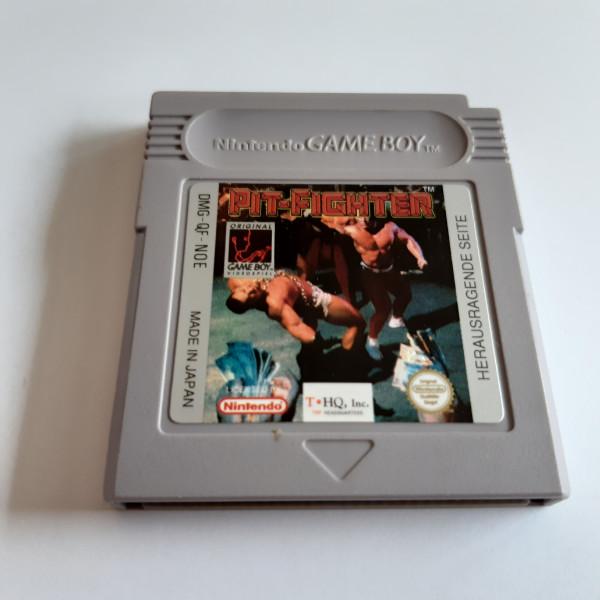 Pit Fighter - Game Boy