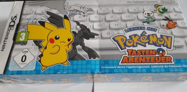 Lernen mit Pokemon - Tasten-Abenteuer - DS