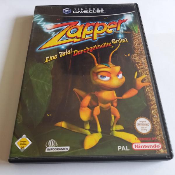 Zapper - Eine total durchgeknallte Grille - GameCube