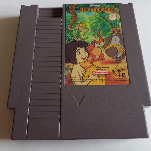 Dschungelbuch - NES