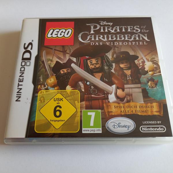 Lego - Pirates of the Caribbean - Das Videospiel - DS