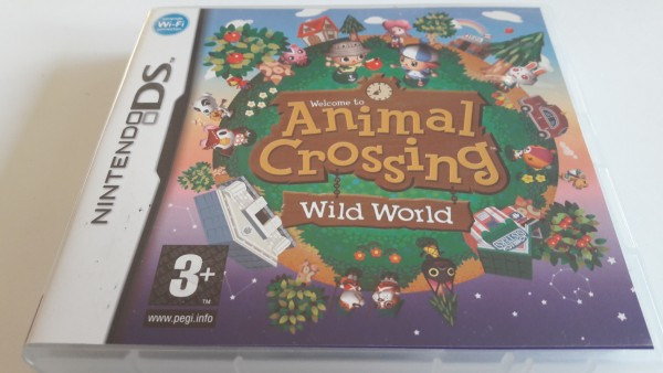 Animal Crossing - Wild World - DS