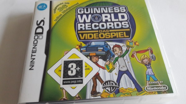 Guinness World Records - DS