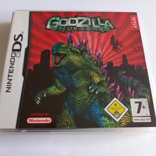 Godzilla Unleashed - DS