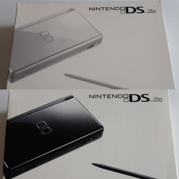 Nintendo DS Lite Konsole OVP - Diverse Farben