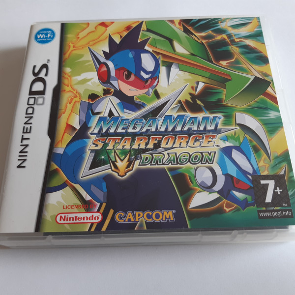 Mega Man Star Force - Dragon - DS