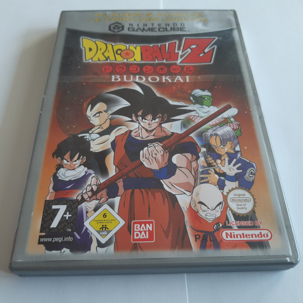 Dragonball Z - Budokai - GameCube