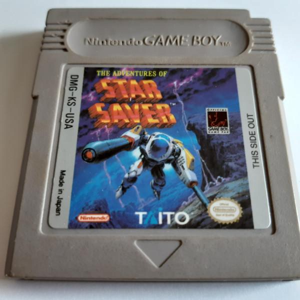 Die Abenteuer von Star Saver - Game Boy