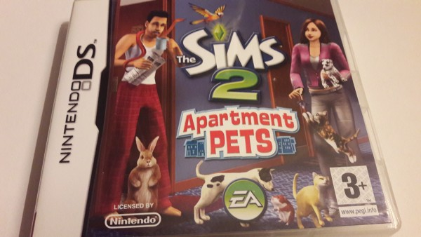 Die Sims 2 - Appartment Pets - DS