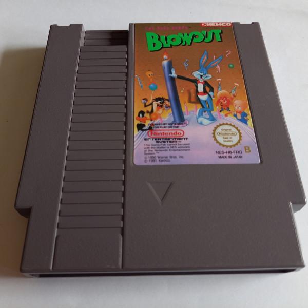 Blowout - NES