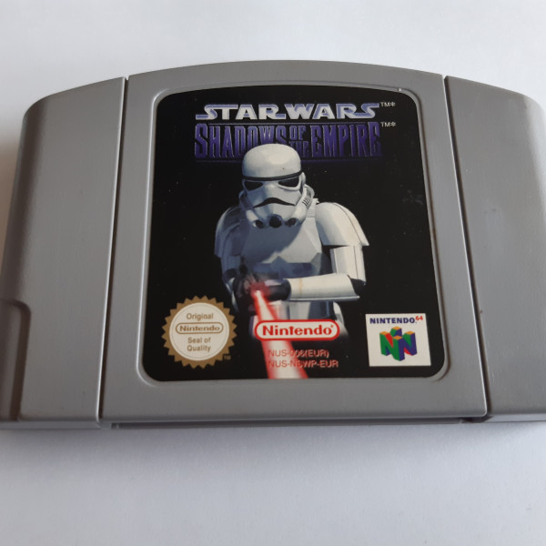 Star Wars - Shadows of the Empire - N64