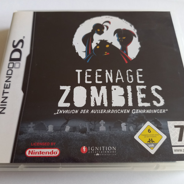 Teenage Zombies - DS