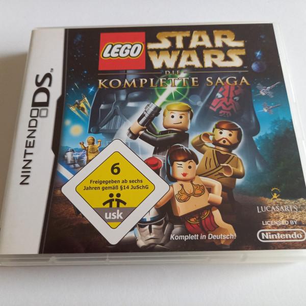 Lego Star Wars - Die komplette Saga - DS