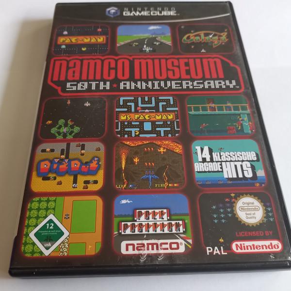 Namco Museum - 50th Anniversary - GameCube