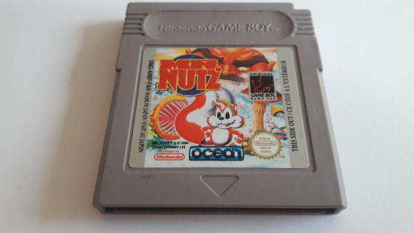Mr. Nutz - Game Boy