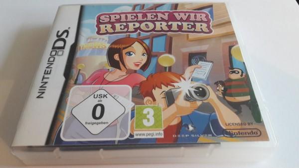 Spielen Wir Reporter - DS