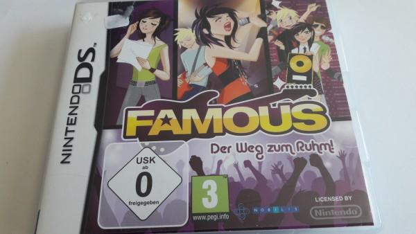 Famous - Der Weg zum Ruhm - DS