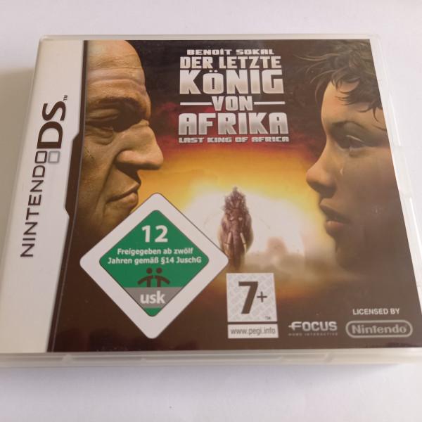 Der letzte König von Afrika - DS