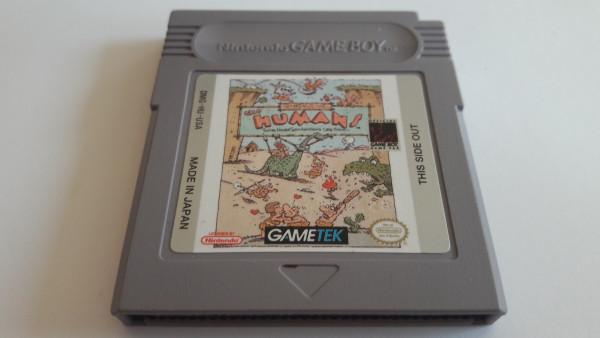 Humans - Game Boy