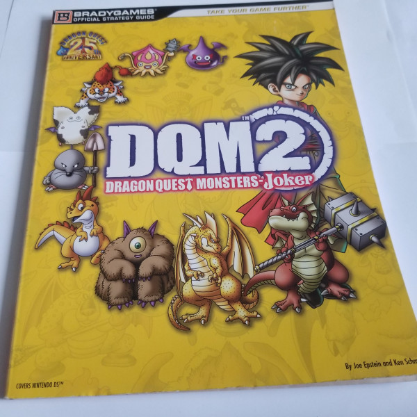 Dragon Quest Monster Joker 2 - Strategy Guide - DS