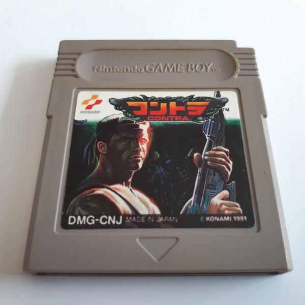 Probotector - Game Boy