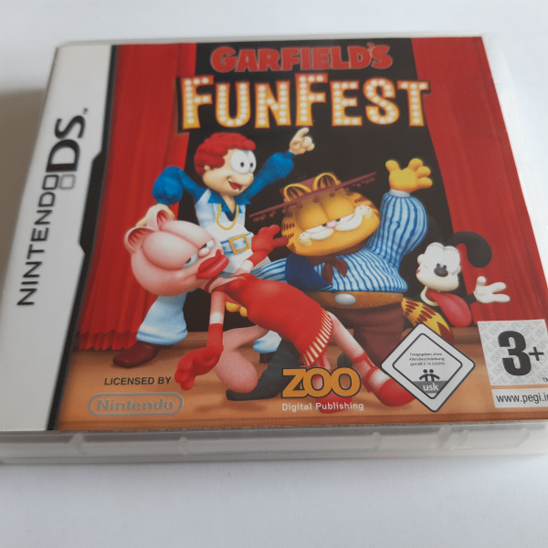 Garfield`s Fun Fest - DS