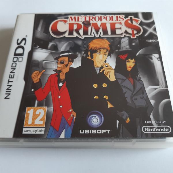 Metropolis Crimes - DS