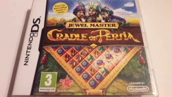 Jewel Master - Cradle of Persia - DS