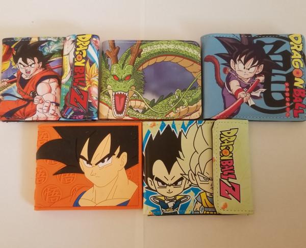 Dragon Ball - Portemonnaies