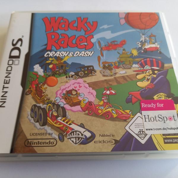 Wacky Races - Crash & Dash - DS