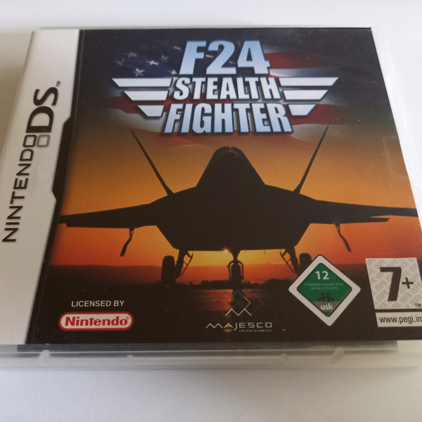 F 24 Stealth Fighter - DS