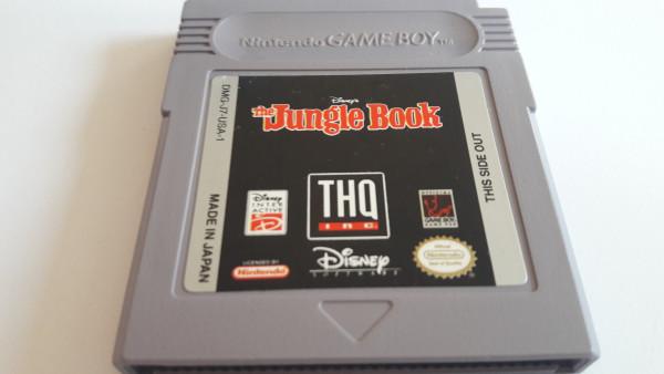 The Jungle Book - Game Boy