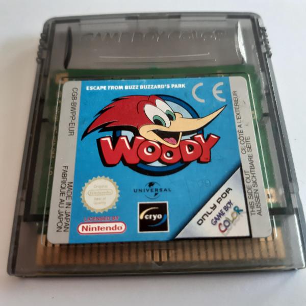 Woody - GBC