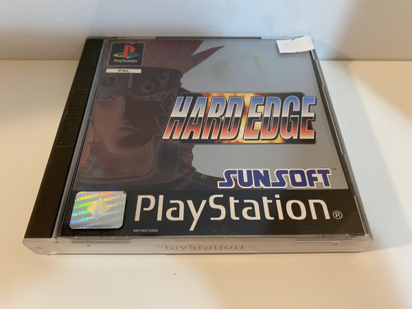 Hard Edge - PS1