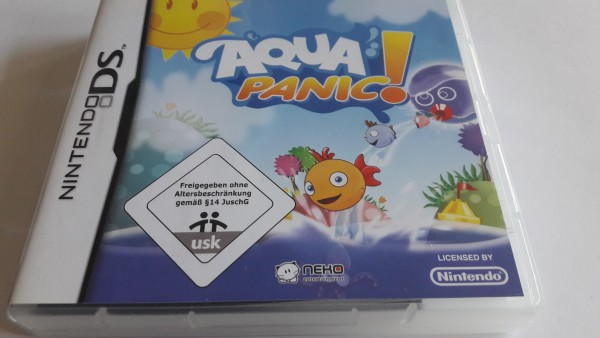 Aqua Panic - DS