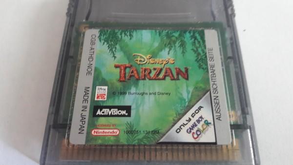 Tarzan - GBC